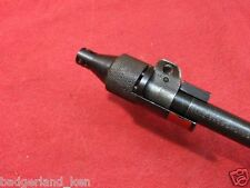 ALL STEEL WEST GERMAN BLANK FIRING ADAPTOR FOR U.S. WWII M1 CARBINE