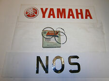 YAMAHA DT100A, B - ENGINE PISTON RINGS (3RD-O-S) .75MM