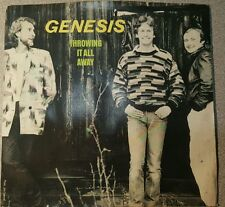 Genesis – Throwing It All Away / Do The Neurotic VG+