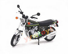 1:12 Kawasaki 900 Super 4 Z1 Motorcycle Motorbike Model Toy Black New In Box