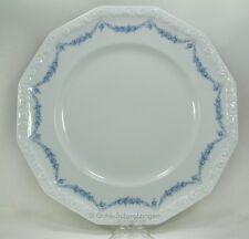 Rosenthal - Maria - Rosenkante blau - Grillteller - Platte rund - Ø ca. 32,7 cm