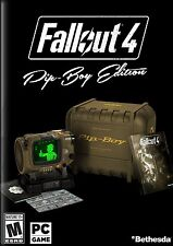 New! Fallout 4 Pip-Boy Collector's Edition (PC, 2015) - Ships Worldwide!