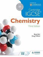 Cambridge IGCSE Chemistry, 3rd edition