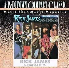 SUPER FREAK Rick James NEAR MINT CD Greatest Hits 1991 Motown MARY JANE 17 COLD