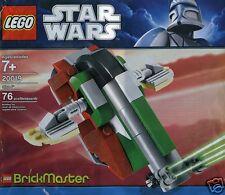 LEGO Star Wars Kopfgeldjäger Boba Fett Slave1 Sklave1 20019