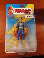 "SHAZAM DC DIRECT 6"" FIGURE CAPTAIN JR. FREDDY FREEMAN NIP VERY RARE 2007"