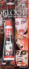 Vampire Blood Fake Red Wound Makeup Fancy Dress Up Halloween Costume Accessory
