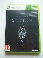 MICROSOFT XBOX 360 / Jeu The Elder Scrolls V SKYRIM [ Version PAL FR ]