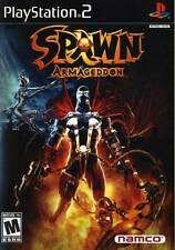 Spawn PS2 New Playstation 2