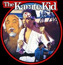 80's Classic The Karate Kid Poster Art custom tee Any Size Any Color