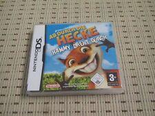 Ab durch die Hecke Hammy Dreht Durch für Nintendo DS, DS Lite, DSi XL, 3DS