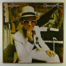 """12"""" LP - Elton John - Greatest Hits - A2782 - washed & cleaned"""