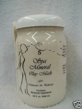 Estelina The Spa Collection MINERAL CLAY MASK Lavish Lavender ~ 32 oz!!