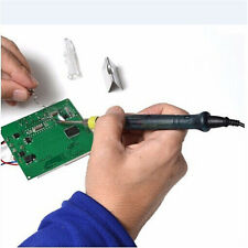 Mini Portable USB 5V 8W Electric Powered Soldering Iron Pen/Tip Touch Switch
