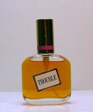 TROUBLE REVLON COLOGNE SPRAY FOR WOMEN 1.0oz/30ml DISCONTINUED