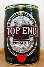 TOP END EXPORT - PREMIUM LAGER 2016 ( EMTY / LEER) GALLON / KEG / BEERCAN / FASS