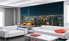 Fantastic View of Dubai Wall Mural Photo Wallpaper GIANT WALL DECOR PAPER POSTER