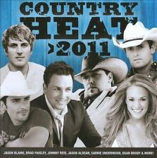2011 Country Heat, 2011  Country Heat, New Import