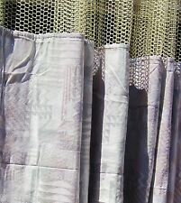 LOT OF 4 - (Pattern AE) - HOSPITAL PRIVACY/CUBICLE CURTAINS - FLAME RETARDANT