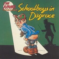 THE KINKS PRESENT SCHOOLBOYS IN DISGRACE (NEW CD)