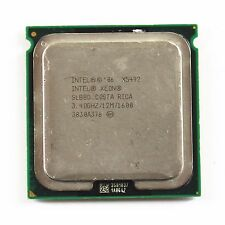 Intel XEON X5492 3.40GHz SLBBD LGA771 Quad Core Server CPU Missing Capacitor