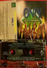 Solo Mambo Vol. 1 Mc Tape Cassette