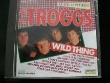 CD  the Troggs - The Troggs - Wild Thing
