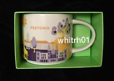 Starbucks Pretoria YAH Mug South Africa Jacaranda Union You Are Here Coffee Cup