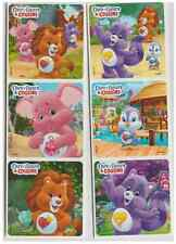 """25 Care Bears and Cousins Stickers, 2.5""""x2.5"""" ea., Party Favors"""