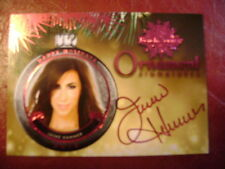 2016 Benchwarmer Pink Archive Final Jaime Hammer ORNAMENT AUTO PLAYMATE