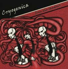CRYOGENICA From The Shadows CD 2014