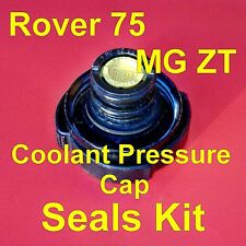 Rover 75 MG ZT Coolant Pressure Cap VITON O Ring Seals Expansion Header Tank