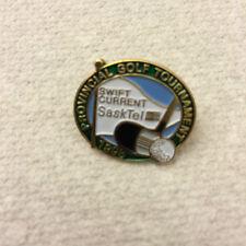 GOLF PIN PROVINCIAL GOLF TOURNAMENT 1989 SWIFT CURRENT SASKTEL