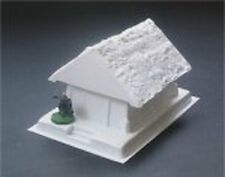 Amera F222 20 To 28mm Vacuformed Plastic Wooden Thatched House