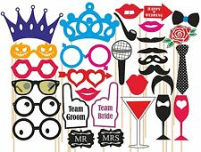 SYGA Set Of 31 Funny Party Photo Booth Props
