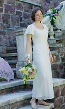 "NWT NEW April Cornell Enchanting ""Angelica"" Dress Wedding Bridal L"
