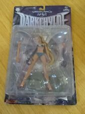 "RARE NIB DARKCHYLDE ""ARIEL"" 6"" ACTION FIGURE w/ACCESSORIES! MOORE ACTION! SEXY!"