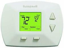 Honeywell Deluxe Manual Thermostat Home Air Conditioner Heat Temperature Control