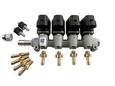 LPG RAIL IG1 Apache (Giac 01) 4 Zyl. 3 Ohm Autogas Rail Injektor Düsen  (IG1-A4)