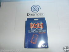 SEGA DREAMCAST skillz -dc 4m memory + transfer cable- very rare