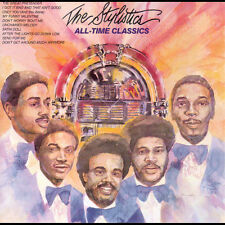 Stylistics - All-Time Classics -  New factory Sealed Cd