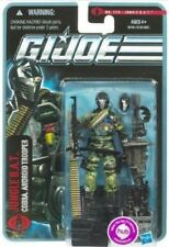 GI JOE JUNGLE B.A.T. COBRA ANDROID TROOPER #35549 MINT ON CARD