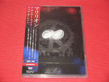 MARILLION Sunday Night Above The Rain JAPAN 2 DVD + 2 CD SET