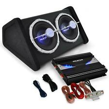 CAR AUDIO HIFI SYSTEM SUBWOOFER AMPLIFIER 2800W SET SUB *FREE P&P SPECIAL OFFER