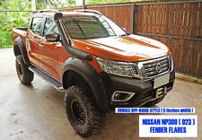 Jungle OFF-ROAD FENDER FLARES WHEEL ARCH FOR NISSAN NAVARA NP300 D23 2015 2016