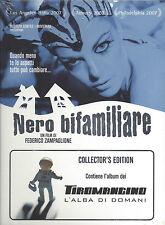 Dvd + CD «NERO BIFAMILIARE + TIROMANCINO ~ L'ALBA DI DOMANI» Collector's Edition