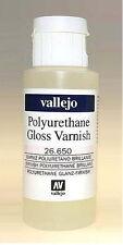 Vallejo #26650 Polyurethane Gloss Varnish 60ml