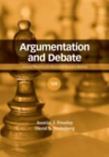 Argumentation and Debate by Austin J. Freeley and David L. Steinberg (2008,...