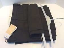 Bally Pants AL-UALBA/52 Forest Green size 52 Euro NEW runway $425