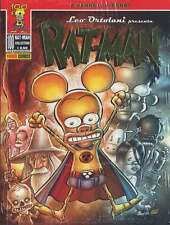 PANINI LEO ORTOLANI RAT-MAN COLLECTION 100 RATMAN NUOVO TUTTO